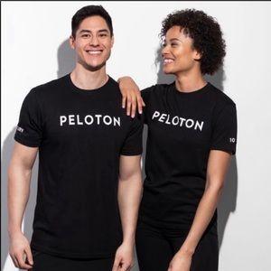 BNWOT Peloton century tshirt